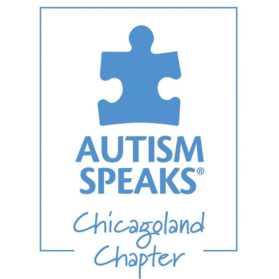 AutismSpeaks Chicago logo