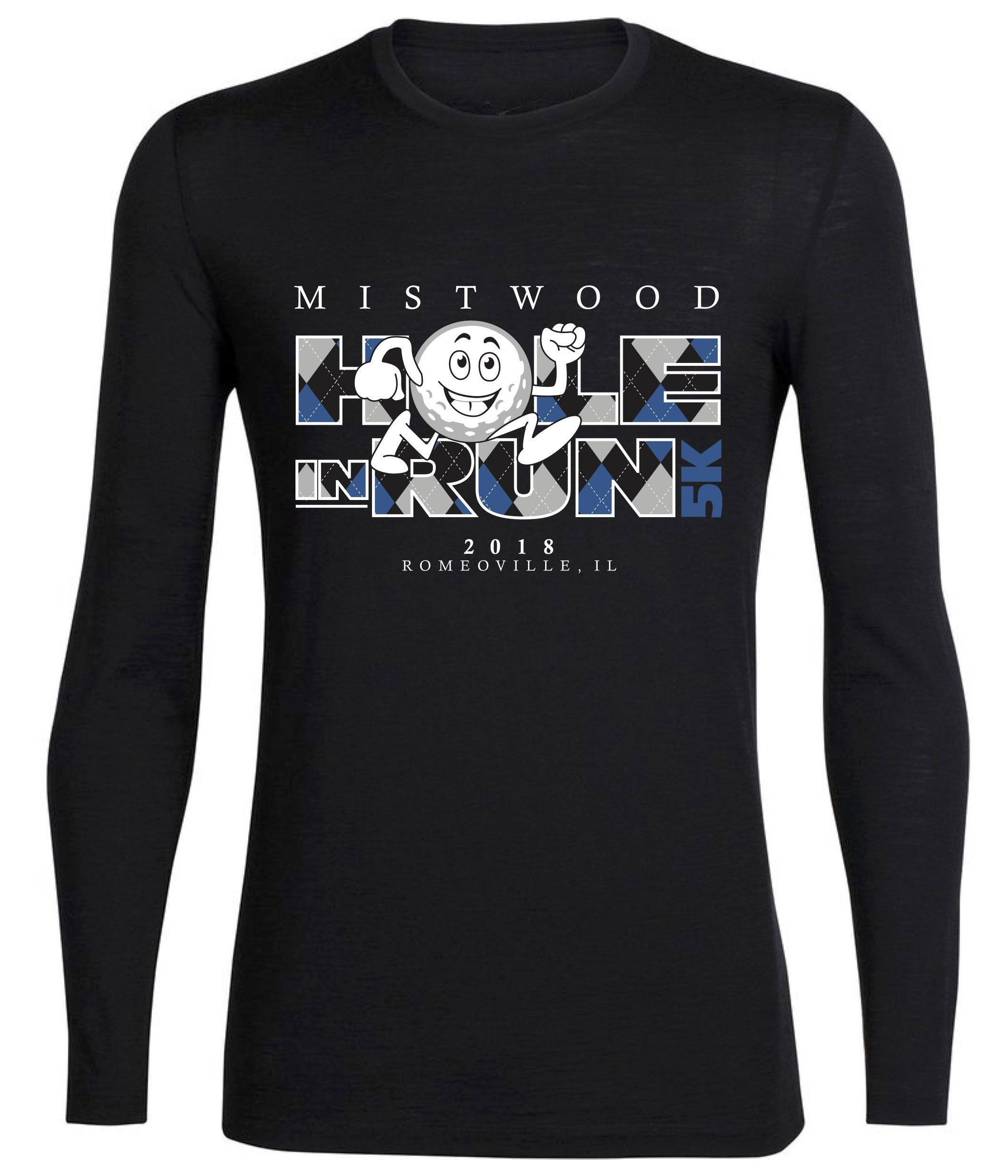 MGC HoleInRun5k TechShirt low
